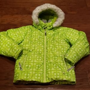 Girls spyder jacket